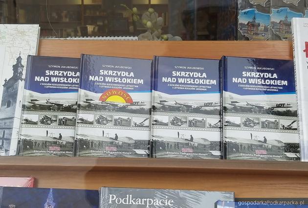 """Promocja książki """"Skrzydła nad Wisłokiem"""""""