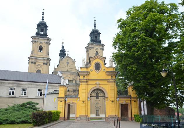 Klasztor dominikanów w Jarosławiu. Fot. Krzysztof Zieliński