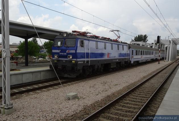 """""""Rzeszów Zachodni"""" – nowy przystanek kolejowy już gotowy"""
