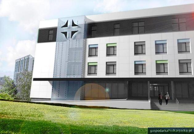 Pięć ofert na budowę Podkarpackiego Centrum Chorób Płuc