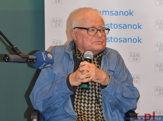 Janusz Szuber. Fot. sanok.pl
