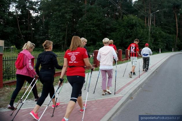 Bezpłatne treningi nordic walking w województwie podkarpackim