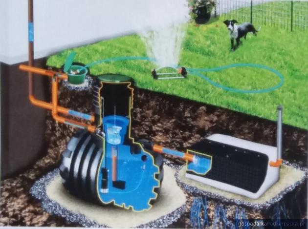 PiS chce dopłat do zbiorników na wodę deszczową w Rzeszowie