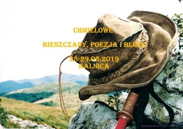 """Koncert """"Chmielowe Bieszczady Poezja i Blues"""""""