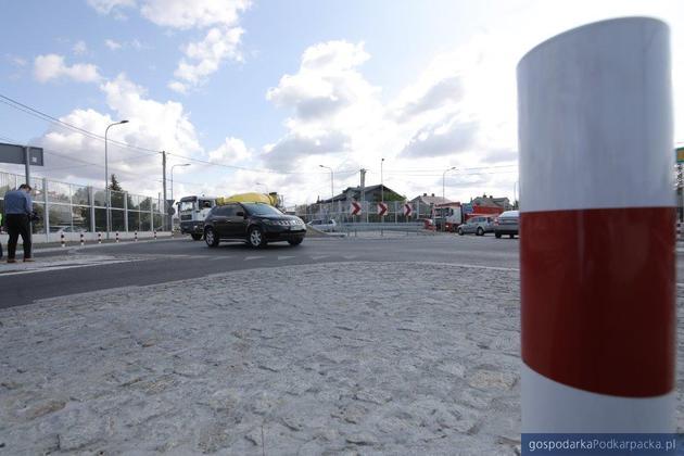 Otwarcie łącznika autostradowego w Dębicy - Pustyni