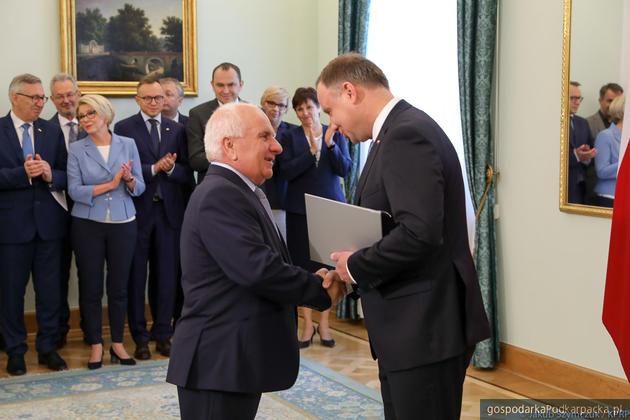 Stanisław Jarosz w kapitule Nagrody Gospodarczej Prezydenta RP