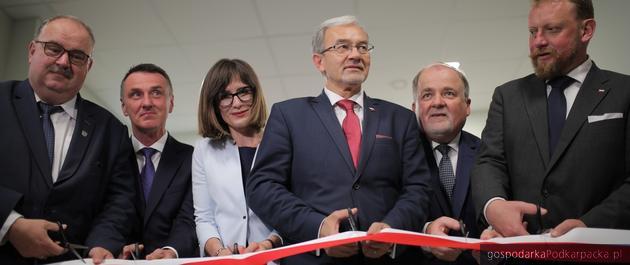 Otwarcie nowego bloku operacyjnego w szpitalu w Stalowej Woli
