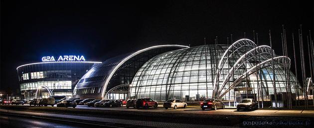 Plany targowe G2A Arena Centrum Wystawienniczo Kongresowego