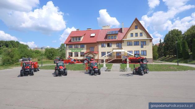 Szkoła rolnicza w Chmielniku dostała sprzęt