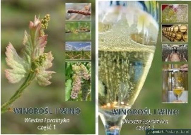 Polski podręcznik dla winiarzy nagrodzony przez Międzynarodową Organizację Winorośli i Wina OIV