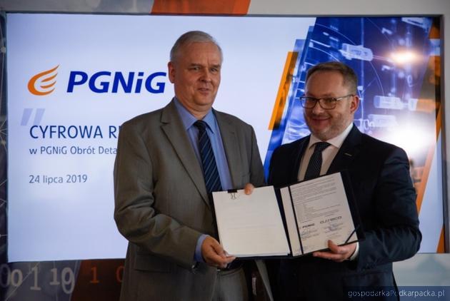 PGNiG Obrót Detaliczny zamawia w Asseco Poland system bilingowy