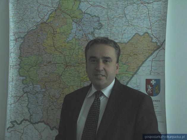 Marek Ordyczyński, dyrektor Podkarpackiego Oddziału Regionalnego ARiMR, fot. Adam Cyło