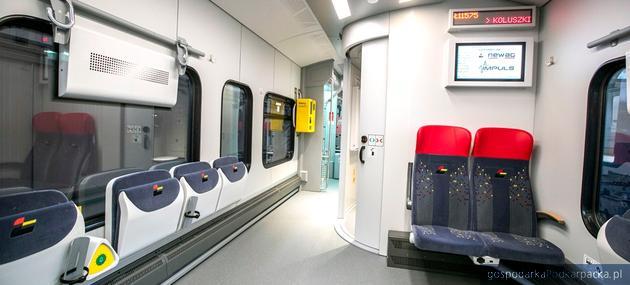 Nowe pociągi z Newagu dla Podkarpackiej Kolei Aglomeracyjnej. Umowa podpisana