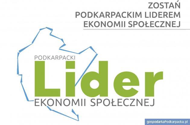 """Startuje konkurs """"Podkarpacki Lider Ekonomii Społecznej"""""""