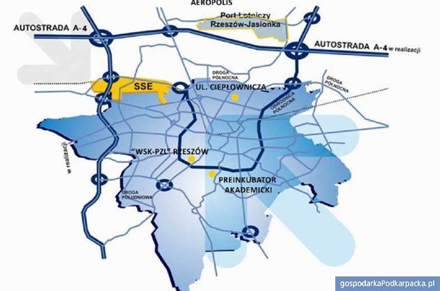 Kilka firm zainteresowanych inwestycjami w Rzeszowie