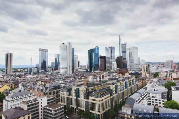 Frankfurt nad Menem. Fot. Pixabay/CC0