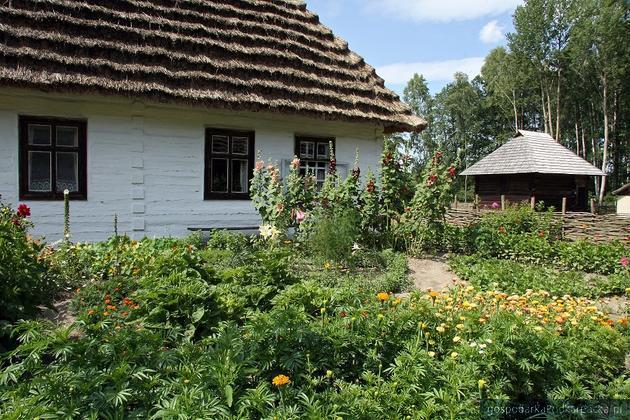 Matki Boskiej Zielnej w kolbuszowskim skansenie