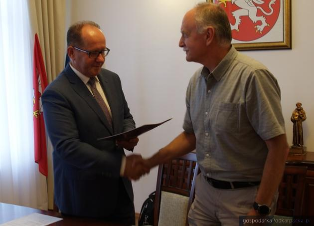 Umowa na odwiert geotermalny w Dębicy podpisana