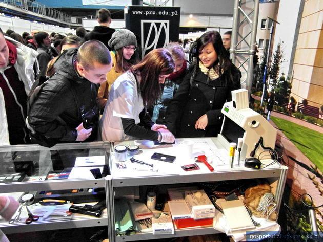 Salon Maturzystów w 2011 roku. Fot. archiwum
