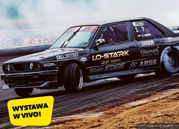 Wystawa samochodów driftingowych w Vivo! Krosno