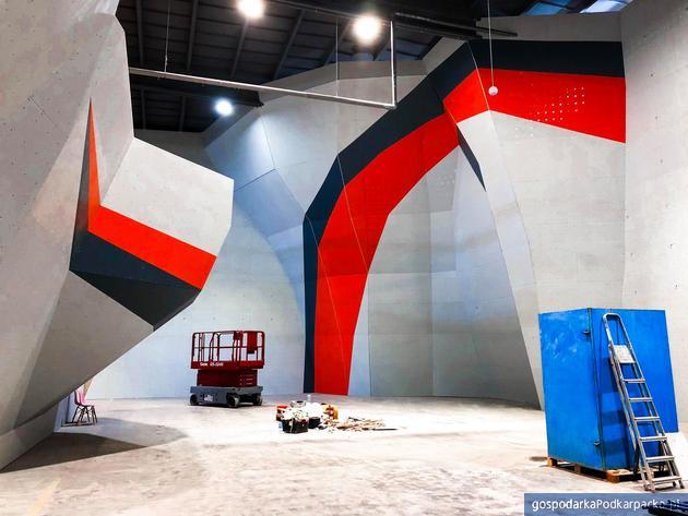 Centrum Wspinaczkowe FlyWall. Otwarcie już 17 sierpnia