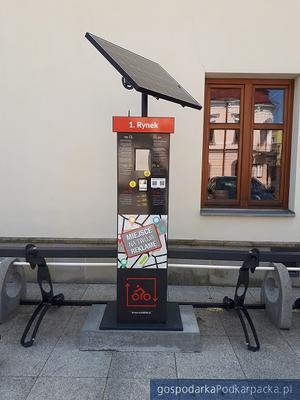 System rowerów czwartej generacji w Krośnie już działa
