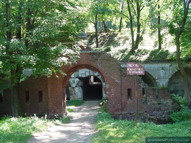 Twierdza Przemyśl: Fort I Salis Soglio - początek rewitalizacji