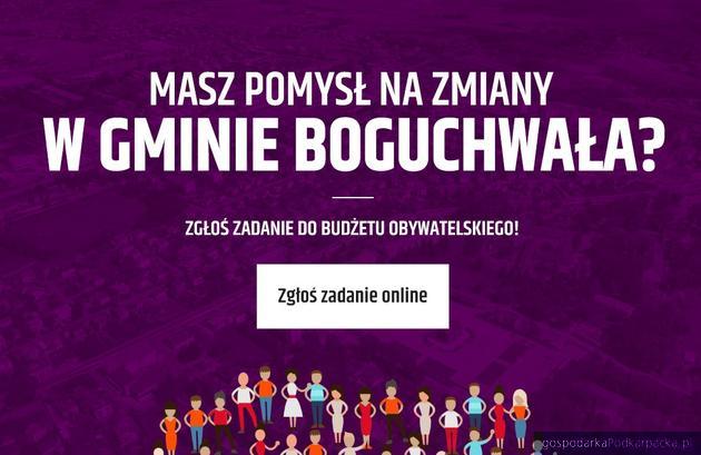 Startuje Budżet Obywatelski Boguchwały na 2020 r.