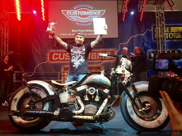 Bad Salzuflen Custombike Show 2014. Fot. GOC