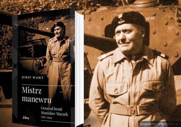 Promocja nowej biografii generała Stanisława Maczka