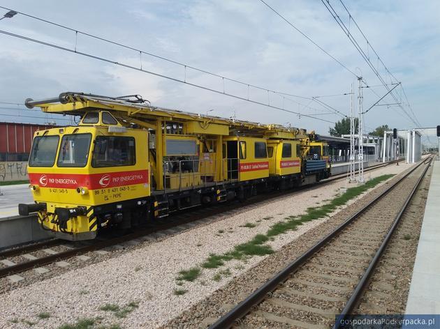 Wiadukt kolejowy w Rzeszowie