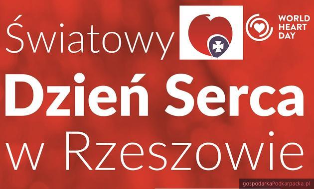 Dzień Serca 2019 w Rzeszowie: bezpłatne porady i badania lekarskie
