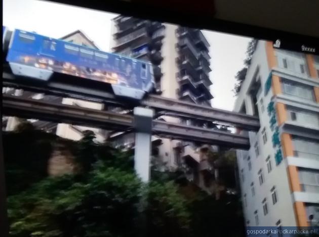 Chińska firma oferuje kolejkę naziemną Rzeszowowi