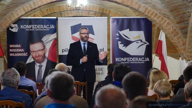 Podkarpacka konwencja Konfederacji w Rzeszowie