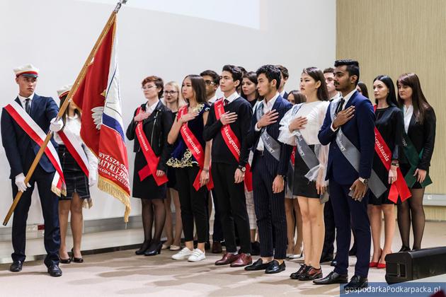 Inauguracja nowego Roku Akademickiego 2019/2020 we WSIiZ w Rzeszowie