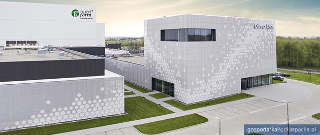 Ośrodek Badawczo-Rozwojowy - Future Food 4.0 firmy Olimp Laboratories czeka rozbudowa
