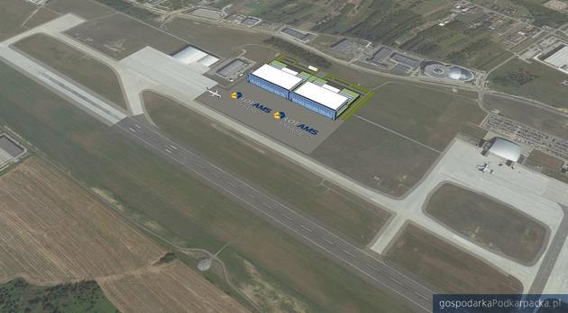 Lot AMS zbuduje bazę serwisową w Jasionce. Praca dla kilkuset osób
