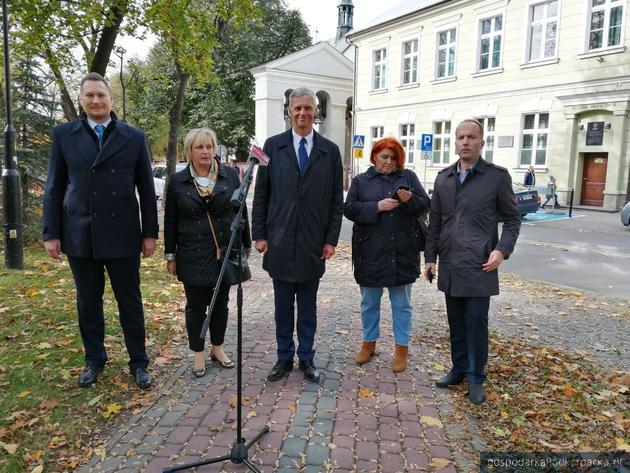 Paweł Poncyjlusz o reformie edukacji i programie dla Dębicy