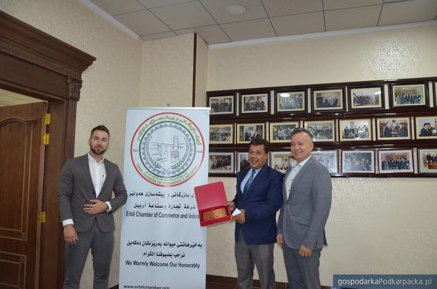 Podkarpacie firmy na misji w irackim Kurdystanie