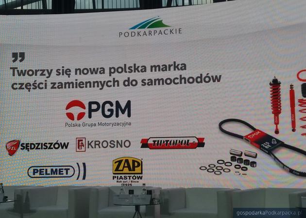PGM: wspólna marka polskiej motoryzacji i nowa spółka