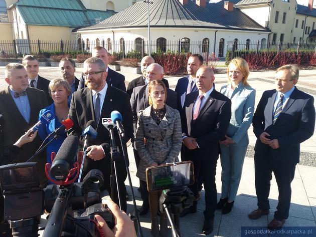 Grzegorz Braun: pakt dla Podkarpacia i walka z układem podkarpackim