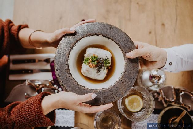Nowe menu w restauracji Ferula - Bacówka Radawa