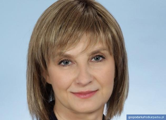 Małgorzata Adamska-Chmiel. Fot. um.jaslo.pl