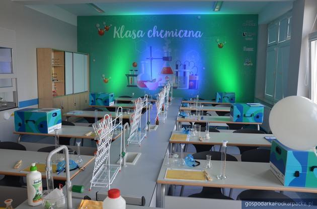W Nowej Sarzynie powstała klasa chemiczna pod patronatem Ciech oraz Politechniki Rzeszowskiej