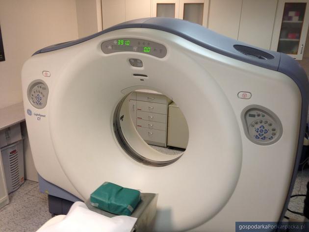 Szpital Wojewódzki nr 1 w Rzeszowie kupuje nowy tomograf komputerowy