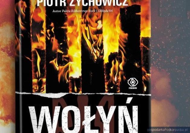 """Piotr Zychowicz w Rzeszowie – promocja książki """"Wołyń zdradzony"""""""