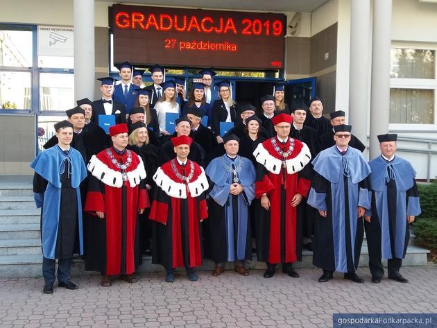 Graduacja 2019 Wydziału Zarządzania Politechniki Rzeszowskiej