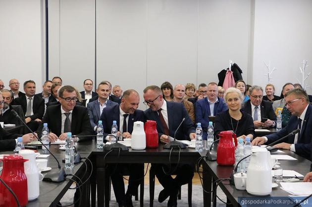 Zarząd powiatu jarosławskiego w nowym składzie