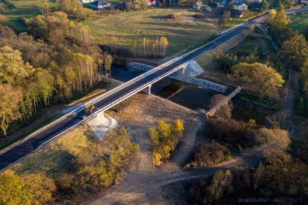 Nowy most w Dobrucowej już gotowy