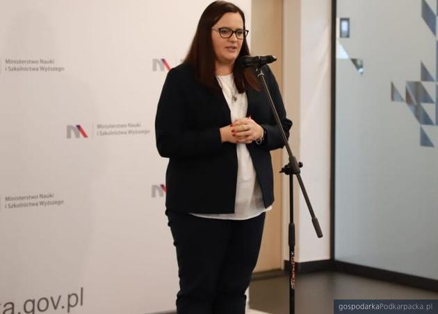 Małgorzata Jarosińska-Jedynak. Fot. mir.gov.pl